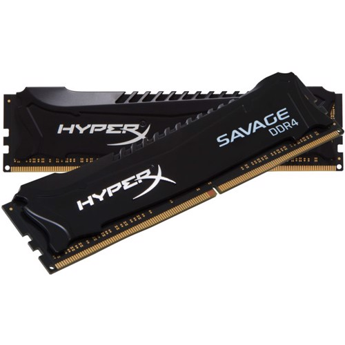 Ram Hyperx Savage 2x8GB 16GB Bus 2400 Black