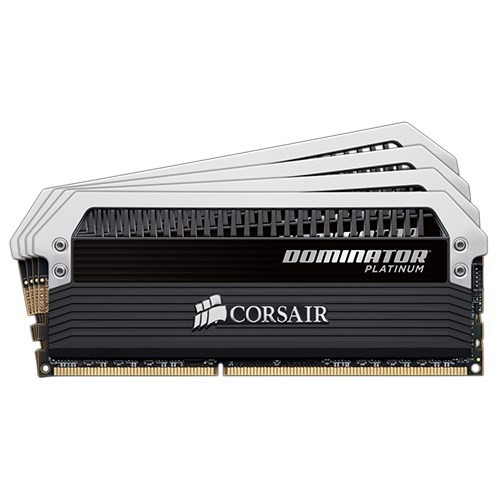 Ram Corsair Dominator DDR4 4 x 4GB 16G bus 2666 C16