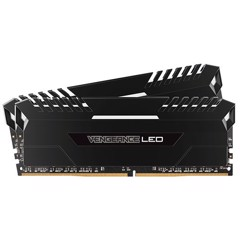 Ram Corsair Vengeance Led White DDR4 2 x 8GB 16G bus 2666 C16