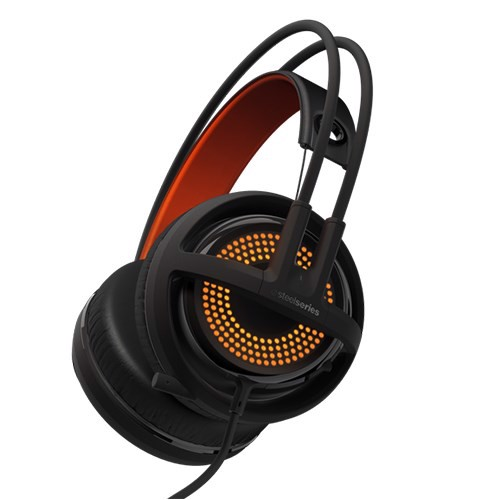 Tai nghe Steelseries Siberia 350 RGB Black - 51202