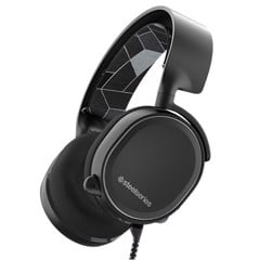 Tai nghe SteelSeries Arctis 3 Black