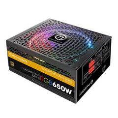 Nguồn Thermaltake Toughpower 650W RGB DPS G 80 Plus Gold