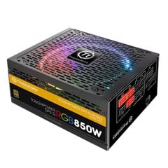 Nguồn TT Premium Toughpower 850W RGB DPS G 80 Plus Gold