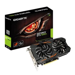 VGA Gigabyte GTX 1050 Ti Windforce 4GB