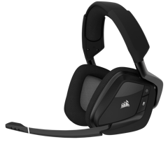 Tai nghe Corsair Void Pro Wireless Carbon
