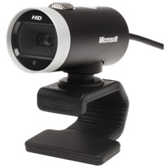 Webcam Microsoft LifeCam Cinema