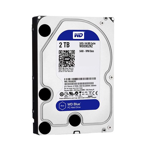 HDD Western 2TB 5400RPM Blue