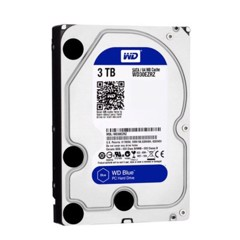 HDD Western 3TB 5400RPM Blue