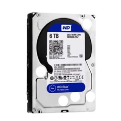 HDD Western 6TB 5400RPM Blue