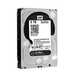 HDD Western 6TB 7200RPM Black