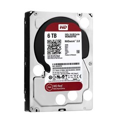 HDD Western 6TB Intellipowe Red
