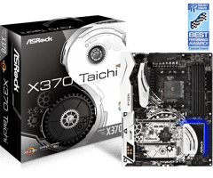 Asrock X370 TAICHI for AMD Socket AM4