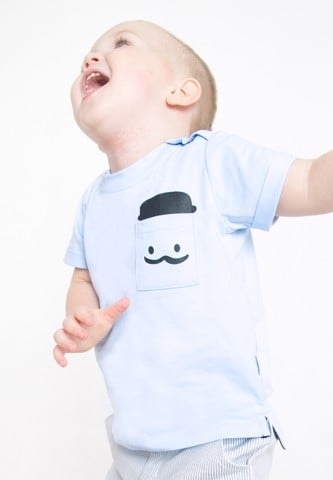 Mr.Happy Smile Tee