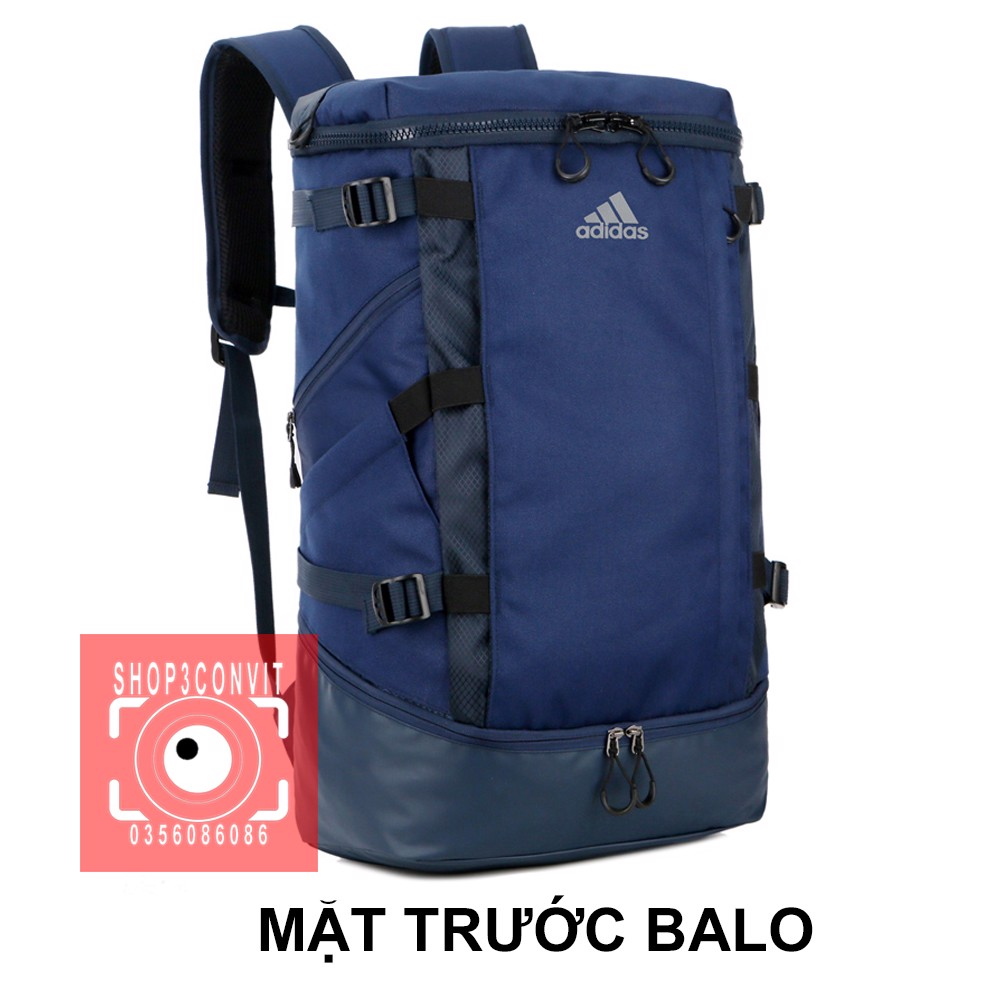Balo Adidas Unisex Casual Men's Backpack Shoulder Bag Rucksacks Travel Bag