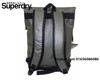 Superdry Deluxe Tarpaulin Grey Backpack