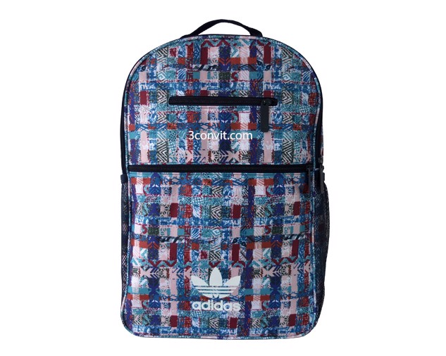 Adidas Cyan Original Backpack