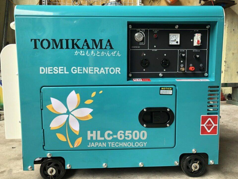Mua máy phát điện gia đình chạy dầu diesel giá rẻ ở đâu