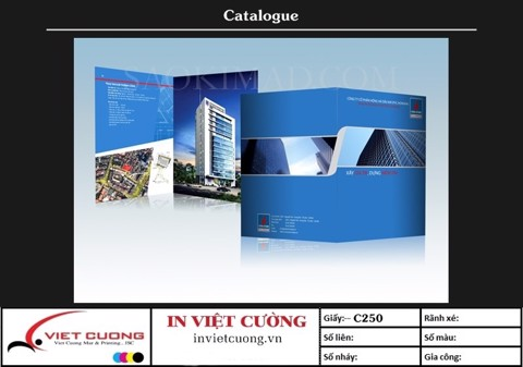 In catalogue mẫu 3