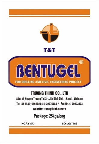 BENTONITE BENTUGEL