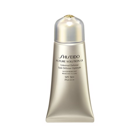 Kem chống nắng SHISEIDO FUTURE SOLUTION LX Universal Defense 50ml