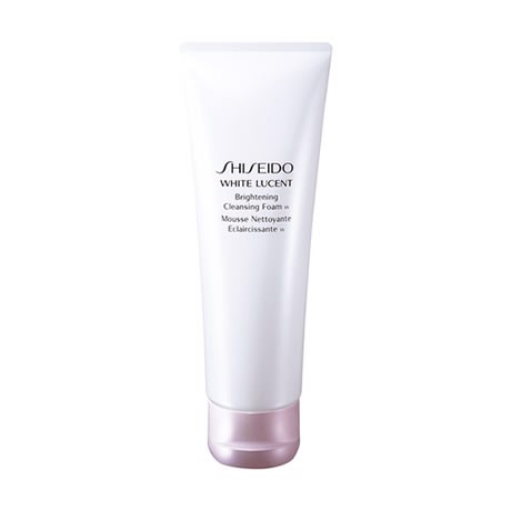 Sữa rửa mặt SHISEIDO WHITE LUCENT Brightening Cleansing Foam W 125ml