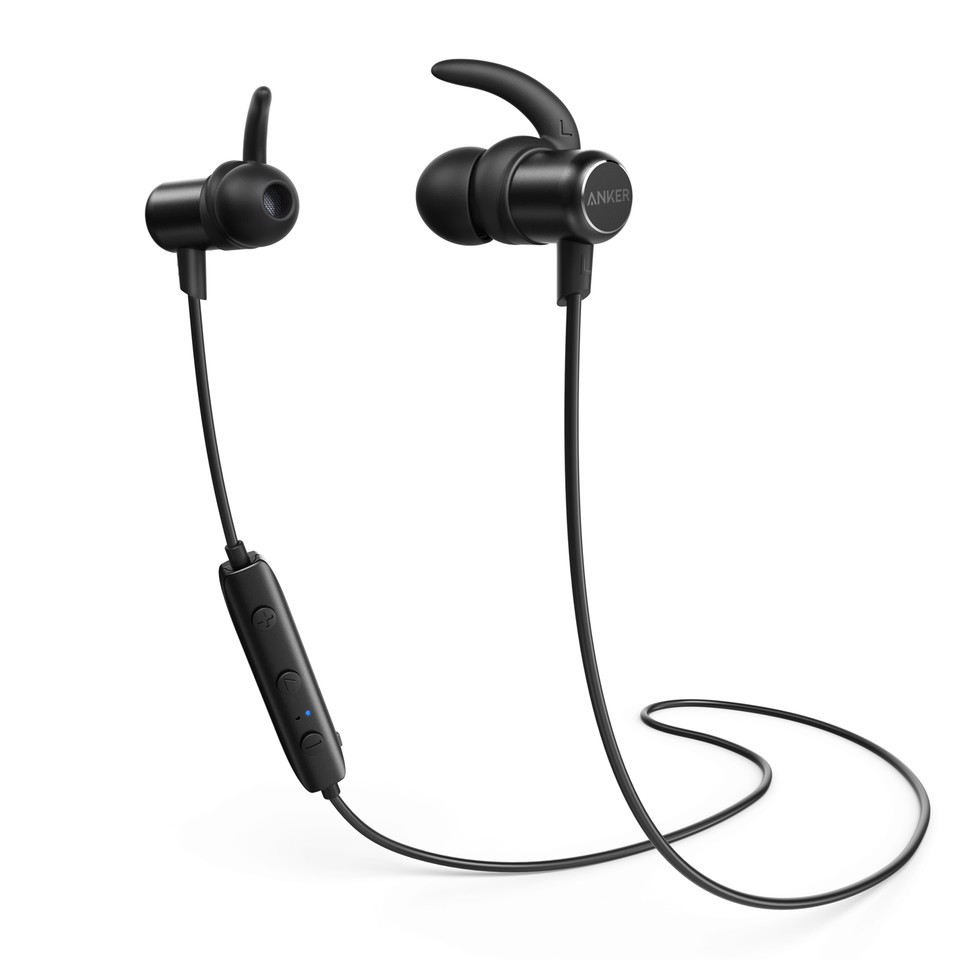 Tai nghe Bluetooth Anker Soundbuds Slim
