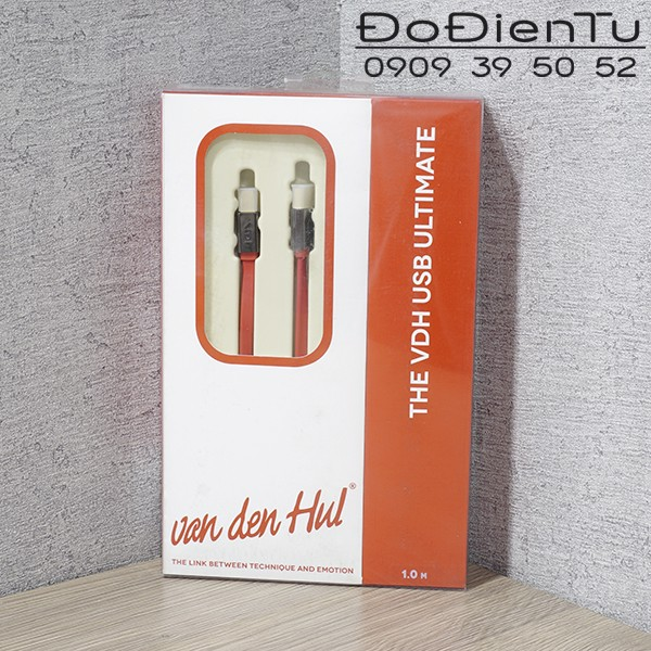 Van Den Hul - The VDH Ultimate USB