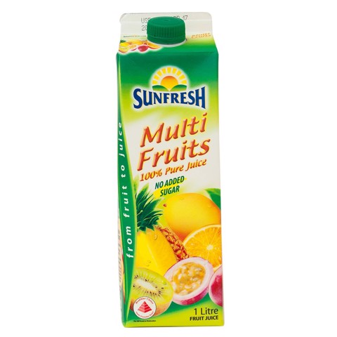 Sunfresh multi fruits juice 1L