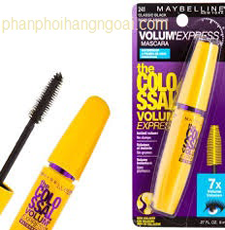 Mascara Maybelline new york 7x