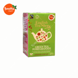 Trà Organic Green Tea Pomegranate