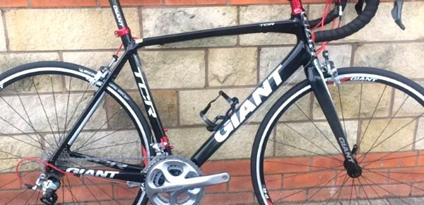 Giant TCR Ultegra 10sp