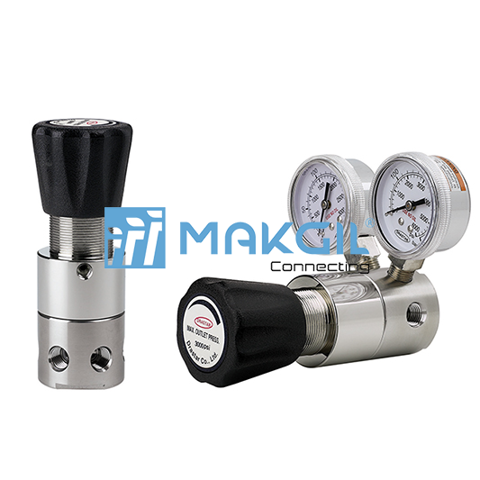 High Pressure Reducing Regulators- 082 Series