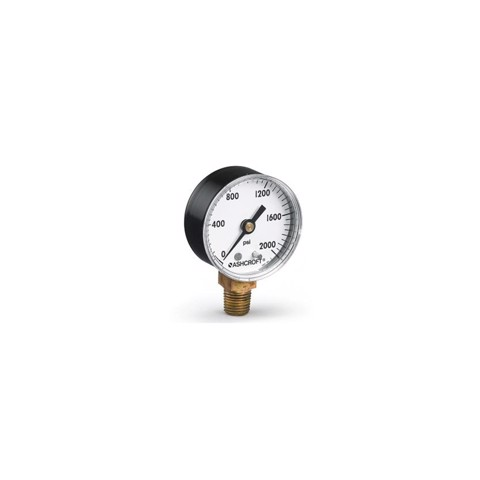 1005, 1005P and 1005S Commercial Pressure Gauge