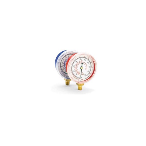 1007P and 1001T XOR Refrigeration Pressure Gauge