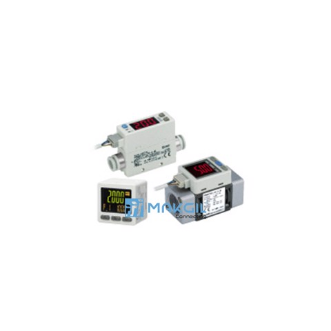 2-Color Display Digital Flow Switch PFMB