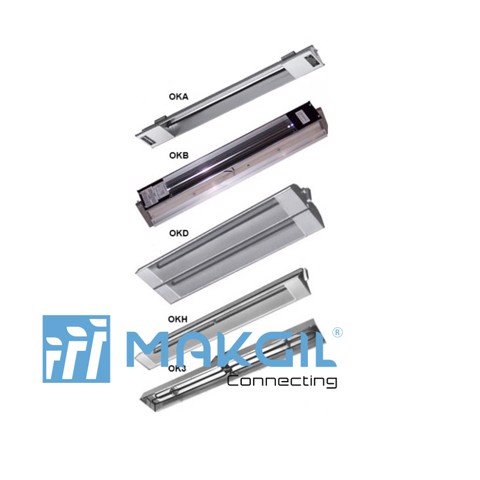 Infrared Radiant Heaters (OK Series)