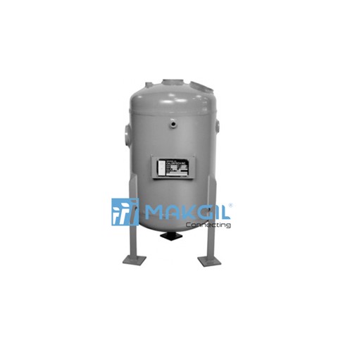 BOT - Blow Off Tank for Steam Boiler