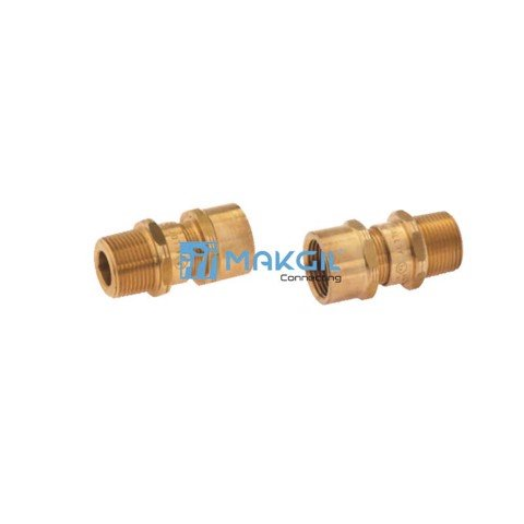 Cable Gland chống cháy nổ (dùng cho cáp có Armoured), DNAF Series (Female threads ended)