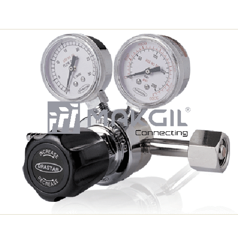 Argon Gas Regulators(Flow-gauge type)- DR60-Argon