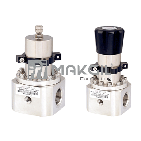 High Flow Pressure Reducing Regulators- DR70 Series
