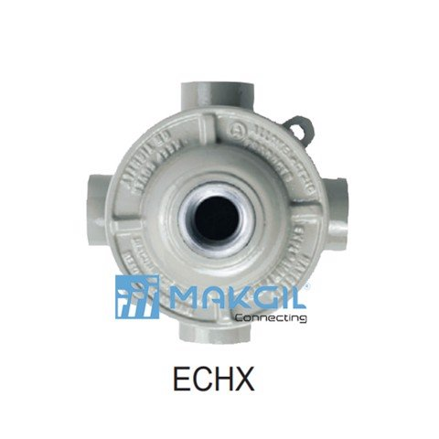 Flexible Cushion Fixture Hanger, ECHX, ECH Series