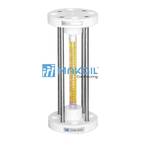 Glass tube flowmeter_F808