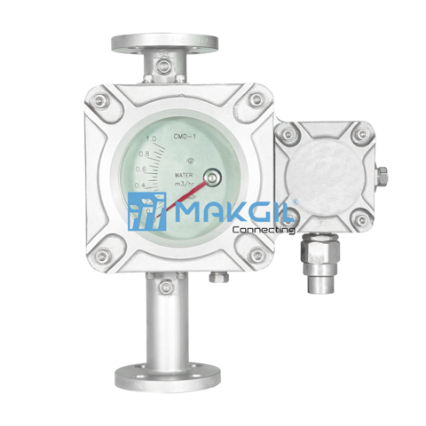 Explosion proof type metal tube flowmeter_F828