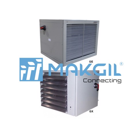Forced Air Unit Heaters (GE, GX Series)