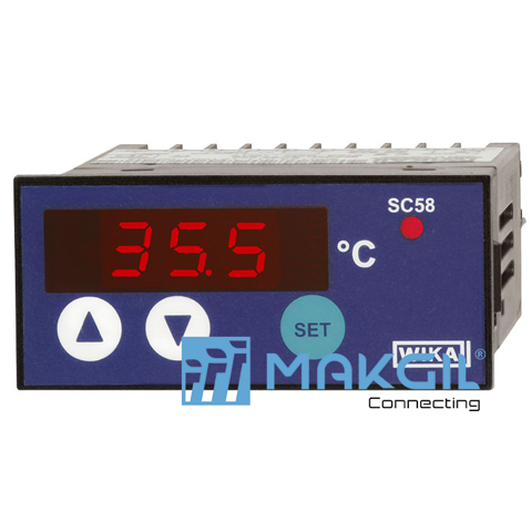 Model SC58  Digital temperature controller