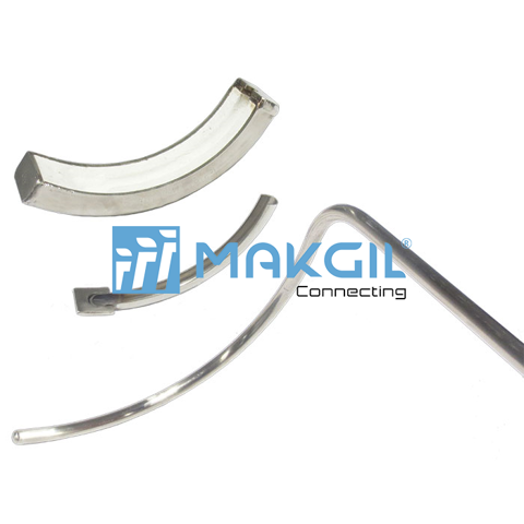 Model TC59-V Tubeskin thermocouple V-PAD ®