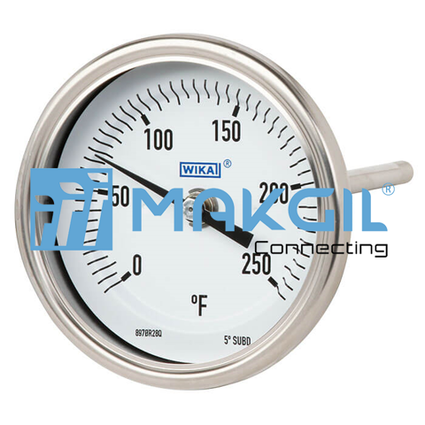 Model TG53 Bimetal thermometer