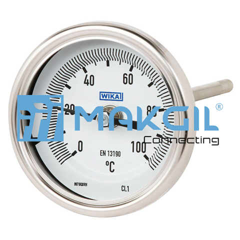Model TG54 Bimetal thermometer