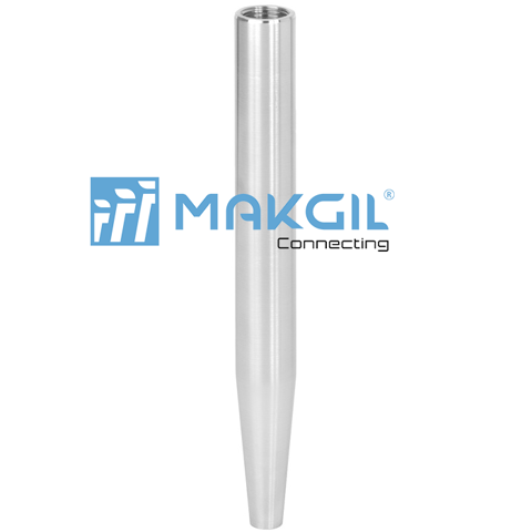 Model TW25 Weld-in thermowell (solid-machined)