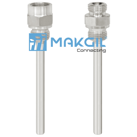 Model TW45  Screw-in thermowell (fabricated)